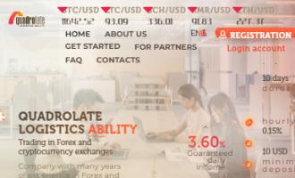 Quadrolate Logistics Ability