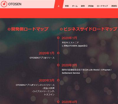 OTO-SENプロジェクト